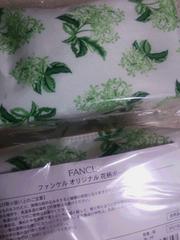 FANCLオリジナル 花柄ポーチ♪新品・未開封♪