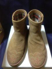 FRAPBOIS フラボア ブーツ 靴 26センチ 試着のみ