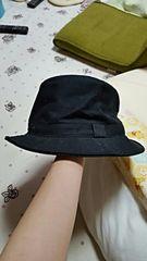 LDS☆黒の帽子