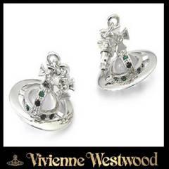 Vivienne Westwood ヴィヴィアン タイニーオーブ ピアスC00