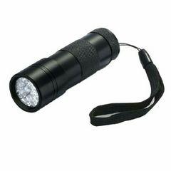 紫外線ランプ  UV 懐中電灯 フラッシュ  ブラック ライト