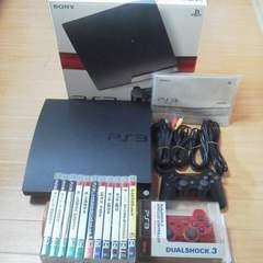 美品PS3本体購入時付属品一式/おまけ多数超激安即決