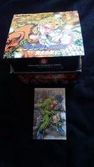 ジョジョの奇妙な冒険 文庫本 30-39巻 第5部 ポストカード