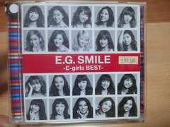 『E.G.SMILE−E−girls BEST−』E−girls 2枚組