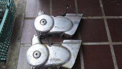 ホンダマグナ50 AC13 コイル付きジェネレーターカバー2個