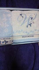 ウェッジウッド      フェイスタオル1   ハンドタオル1