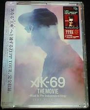 �V�i*2DVD THE MOVIE Road toThe Independent King AK-69 AK69