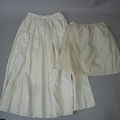 ≪新品♪ S ≫リネン 麻 100%♪マキシ丈スカート♪送料込み