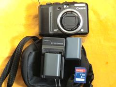 キャノン G7 高級コンパクト デジタルカメラ