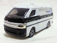 絶版トミカ��7 ALSOK 貴重品輸送車
