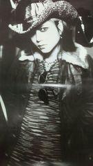 X JAPAN hide ポスター ピンクスパイダー ever free 1998