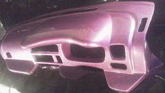 ハイゼットS200p前期FRP製ダッシュボードカバー未塗装