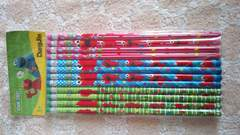 セサミストリート 鉛筆 12本セット 新品 未使用 未開封 えんぴつ