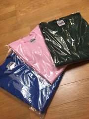 PROCLUB無地Tシャツ3枚セットサイズ4XL  青ピンク緑�E