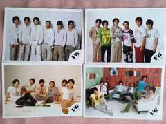 56 V6 DREAM LIVE 2004 コンサート会場限定販売オリジナルフォト
