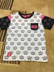 ベビードール 半袖Tシャツ 120