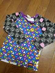 partyparty パーティーパーティー 長袖Tシャツ 95