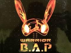 激レア!☆B.A.P/WARRIORデビューシングル☆初回盤CD+DVD☆超美品