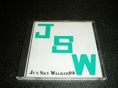 CD「ジュンスカイウォーカーズ/J(S)W」インディーズ盤 即決