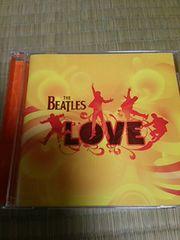 国内盤CD ビートルズ LOVE THE BEATLS