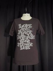 【定価14700円】★roar(ロアー)×TEENAGE LUSTコラボTシャツ★
