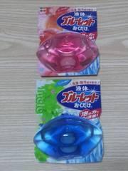 新品液体ブルーレットおくだけ・つけ替用(2ヶ組)