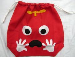 $●♯ ムック◆お着替え袋に最適!!!◆