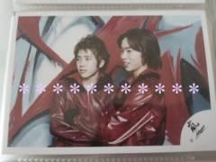 レア◆嵐<櫻井翔/二宮和也>公式写真*2001*嵐が春の嵐を呼ぶ〜