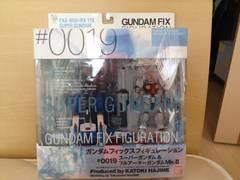GFF ガンダムフィックス#0019 スーパーガンダム