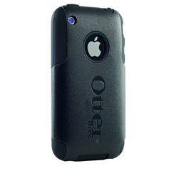 正規品 OtterBox Commuter iPhone3 3G/3GS ケース   ブラック
