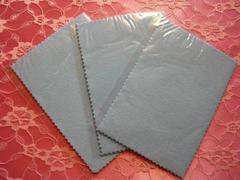シルバークロス3枚セット2(郵便送料込)シルバー磨き貴金属