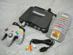 ���i�����ȃ\ �t�g�P�O�{�t�j�{Nintendo 64��