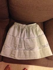 スナイデルsnidelスカート丈42�pウエスト ゴム美品