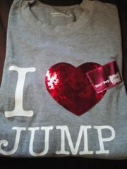 Hey! Say! JUMP2010TEN JUMP Tシャツ