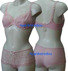 輸入ブラセット G85(?) ピンク 新品Camille