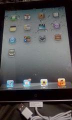 アップル iPad 64GB A1219 充電USBケーブル付き 送料無料