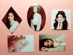 少女時代 ソヒョン 公式シールセット^^