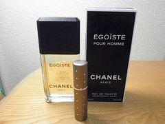 送料無料! 5ml 小分け EDT:トワレ 「EGOISTE:エゴイスト」