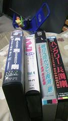 長渕剛廃盤貴重ビデオセット(VHS)未DVD化 送料無料