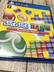 ぷよぷよテトリス/中古PS4
