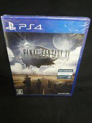 ◆新品PS4 ファイナルファンタジーXV/15 初回特典封入
