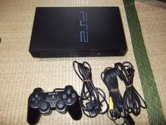 ���� SONY PS2 SCPH-30000 �{��