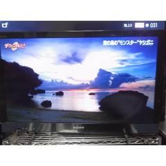 SONY BRAVIA 32型液晶テレビ KDL-32EX420 2011年製