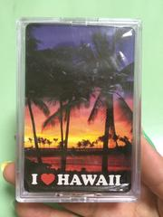 I love HAWALL トランプ^_−☆新品