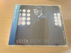 KEITA (橘慶太)CD「SIDE BY SIDE」w-inds.●