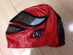 スーパーストロングマシン プロレスマスク 赤