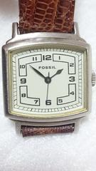 腕時計フォッシル/FOSSIL トカゲ製バンド