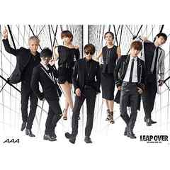 AAA 「LEAP OVER」他、グッズセット