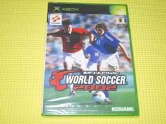 新品★実況ワールドサッカー2002