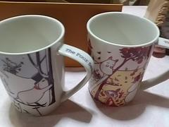 マグカップ2個(秋&冬)